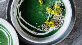 Nettle Soup Wallpaper For IPhone