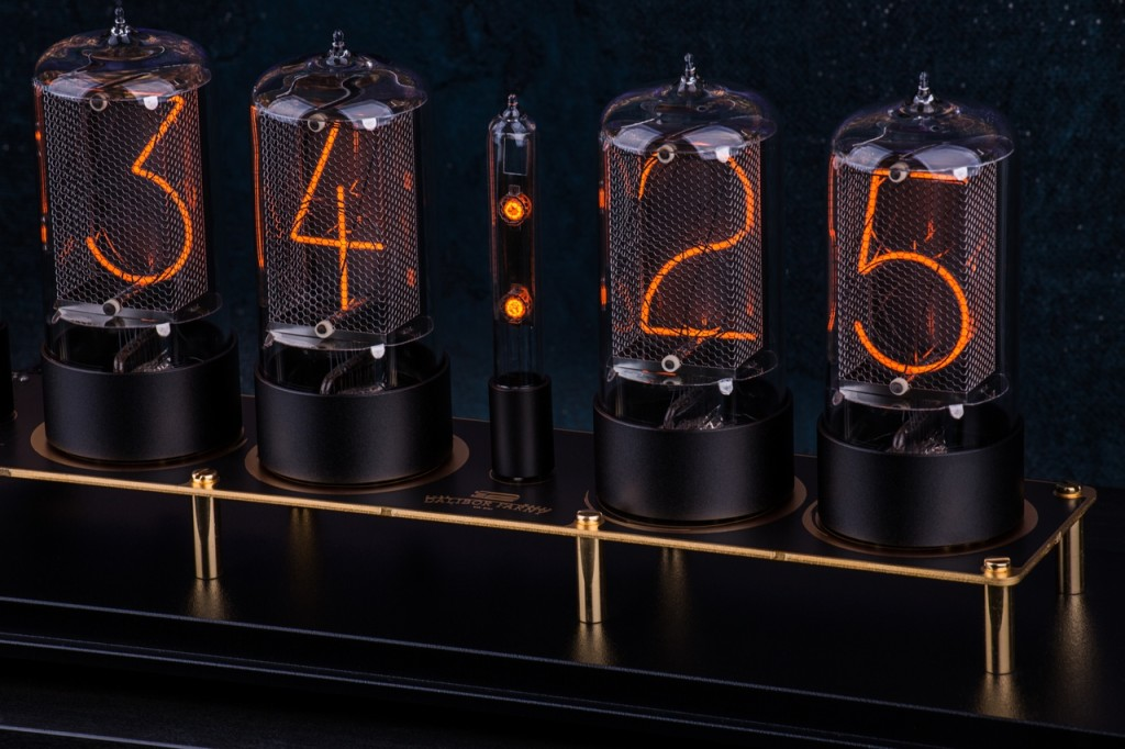 Nixie Tube Clock wallpapers HD