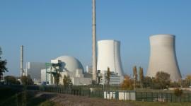 Nuclear Power Station Desktop Wallpaper