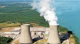 Nuclear Power Station Desktop Wallpaper HD