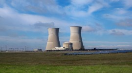 Nuclear Power Station High Quality Wallpaper