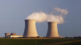 Nuclear Power Station Wallpaper Download