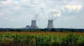 Nuclear Power Station Wallpaper For Desktop