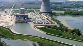 Nuclear Power Station Wallpaper For PC