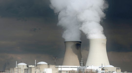 Nuclear Power Station Wallpaper Free