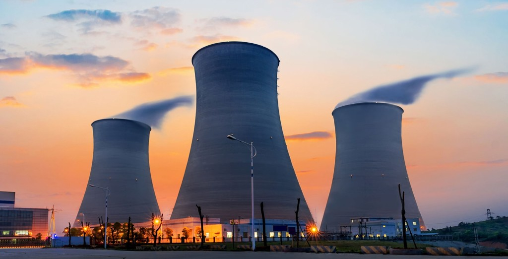 Nuclear Power Station wallpapers HD