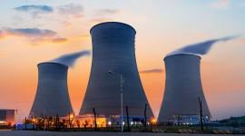 Nuclear Power Station Wallpaper Full HD