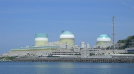 Nuclear Power Station Wallpaper HD
