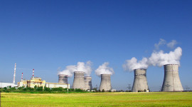 Nuclear Power Station Wallpaper HQ