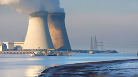 Nuclear Power Station Wallpaper High Definition