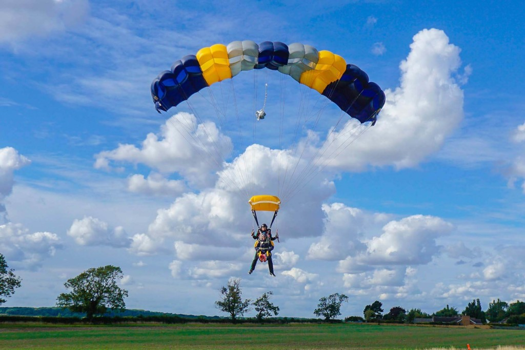 Parachuting wallpapers HD