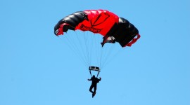 Parachuting Wallpaper For PC