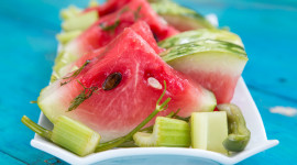 Pickled Watermelon Photo Download