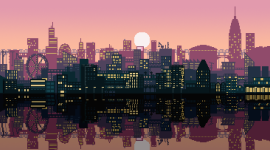 Pixel Art Desktop Wallpaper Free