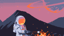 Pixel Art Wallpaper For Desktop