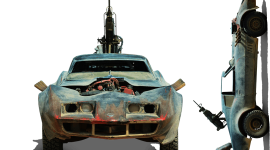 Post Apocalypse Car Best Wallpaper
