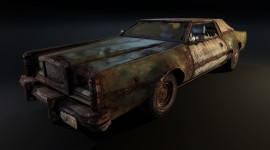 Post Apocalypse Car Wallpaper Gallery