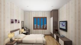 Room Lines Desktop Wallpaper