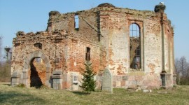 Ruined Church Photo Download