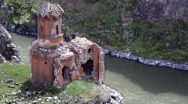 Ruined Church Wallpaper Gallery