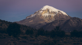 Sajama National Park Desktop Wallpaper Free