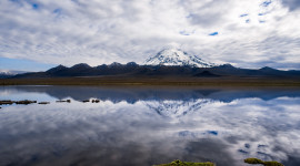 Sajama National Park Desktop Wallpaper HQ