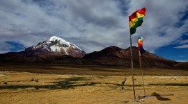 Sajama National Park High Quality Wallpaper
