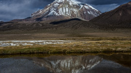 Sajama National Park Wallpaper Background