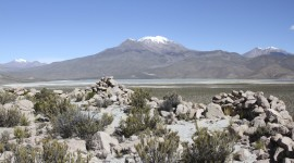 Sajama National Park Wallpaper Full HD