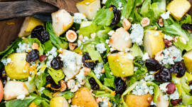 Salad With Pears And Cheese For Mobile#1