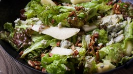 Salad With Pears And Cheese Photo#1