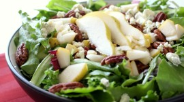 Salad With Pears And Cheese Photo#2