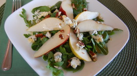 Salad With Pears And Cheese For PC