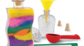 Sand Colored Bottle Image Download