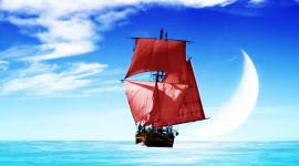 Scarlet Sails Image