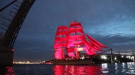 Scarlet Sails Photo