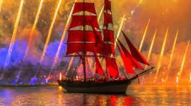 Scarlet Sails Photo Download