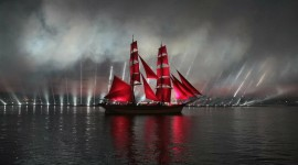 Scarlet Sails Photo#1
