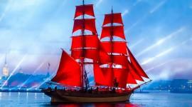 Scarlet Sails Photo#2