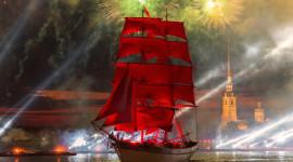 Scarlet Sails Photo#3