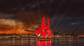 Scarlet Sails Picture Download