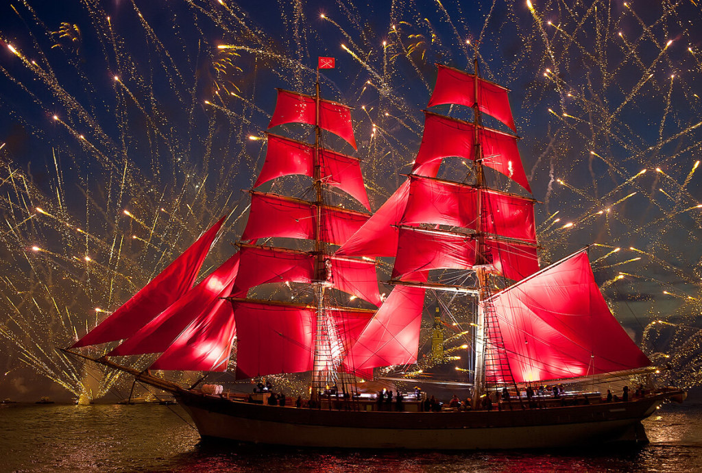 Scarlet Sails wallpapers HD