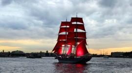Scarlet Sails Wallpaper Download