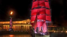 Scarlet Sails Wallpaper For Mobile
