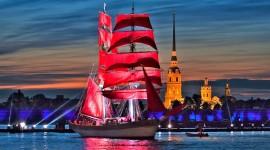 Scarlet Sails Wallpaper Full HD