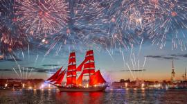 Scarlet Sails Wallpaper HQ