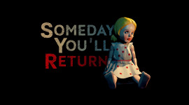 Someday You'll Return Wallpaper