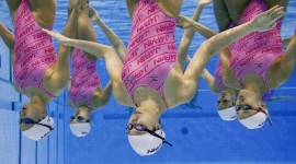 Synchronized Swimming Image Download