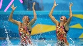 Synchronized Swimming Image#1