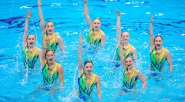 Synchronized Swimming Photo Download
